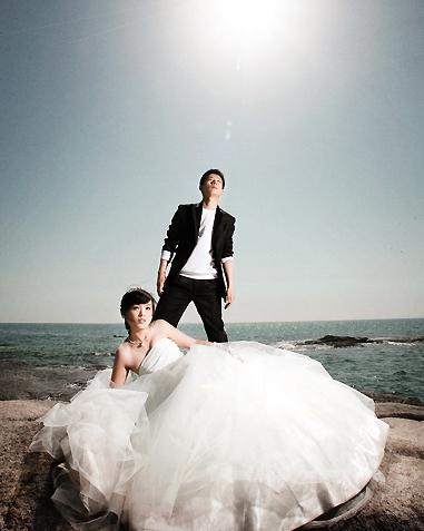 烟台 婚纱摄影培训_烟台婚纱摄影照片 烟台婚纱摄影图片 烟台婚纱摄影素材 Wed114美图